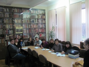 "Meeting ""Problems of teaching the history of European integration in secondary and high school"""